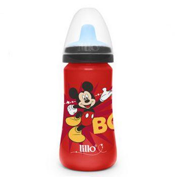 Copo Lillo Mickey Colors Vermelho 300 Ml +6 Meses