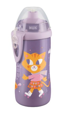 Copo NUK First Choice Junior Cup Girl 300ml