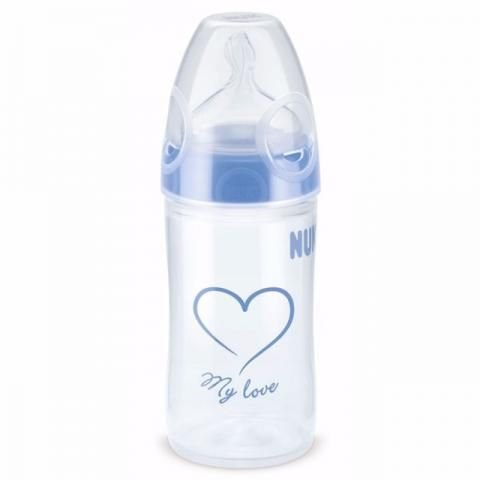 Mamadeira Nuk Evolution Boy 150ML S1