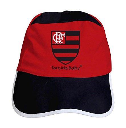 Boné Bebê Flamengo Torcida Baby