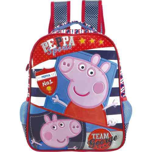 Mochila Infantil Peppa Pig Sports Xeryus