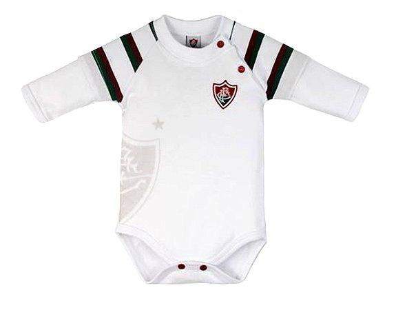 Body Fluminense Manga Longa Oficial