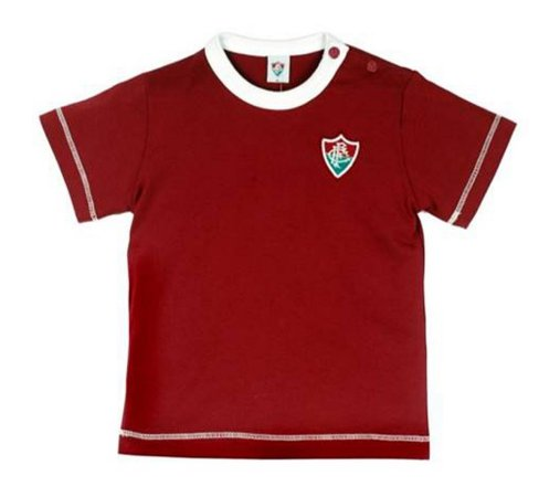 Camiseta Bebê Fluminense Oficial