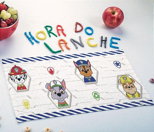 Toalha de Lancheira Infantil Patrulha Canina - Lepper