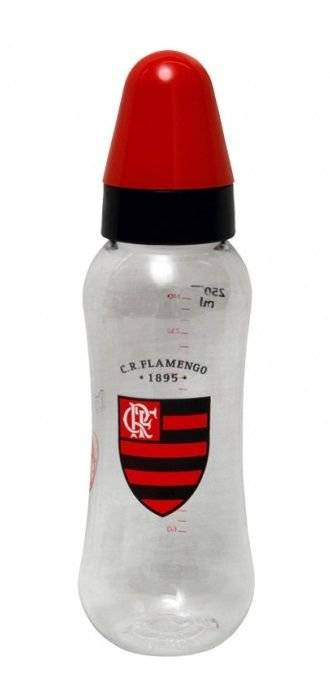 Mamadeira Flamengo 250ml - Lolly Baby