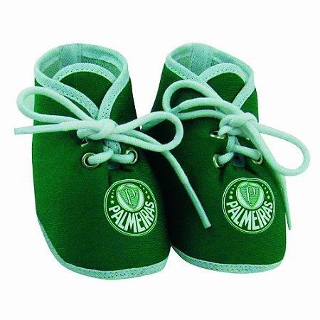 Chuteirinha Bebê Palmeiras Verde Revedor