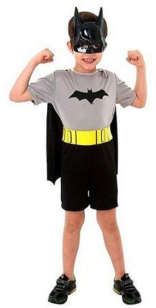 Fantasia Infantil Batman Pop Sulamericana