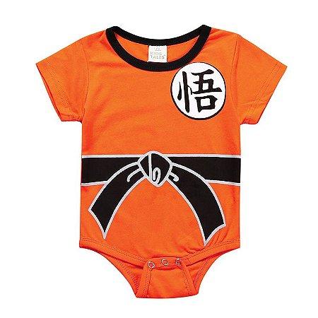 Body Bebê Dragon Ball Manga Curta
