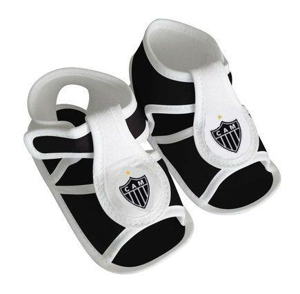 Sandália Bebê Atlético MG Oficial - Torcida Baby