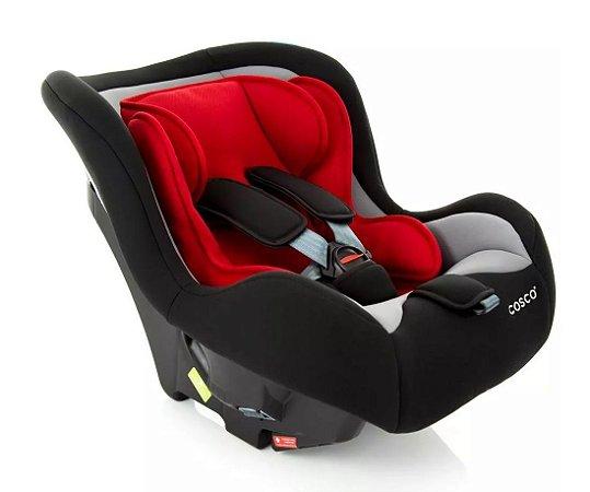 Cadeirinha Auto Simple Safe 0 A 25kg Vermelha Cosco