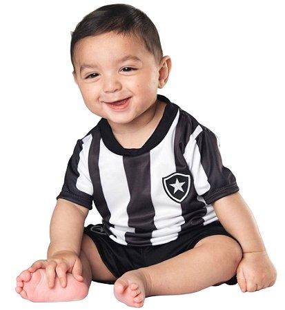 Uniforme Infantil Botafogo Oficial - Torcida Baby