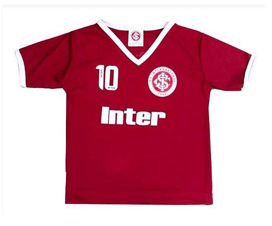 Camiseta Infantil Internacional Oficial