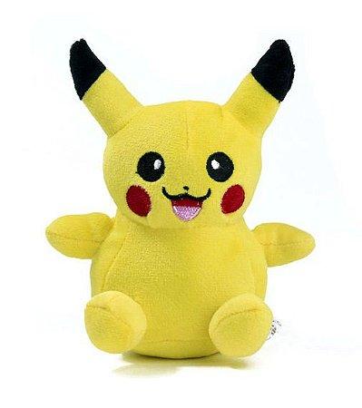 Pelúcia Pikachu 14 Cm - Pokémon
