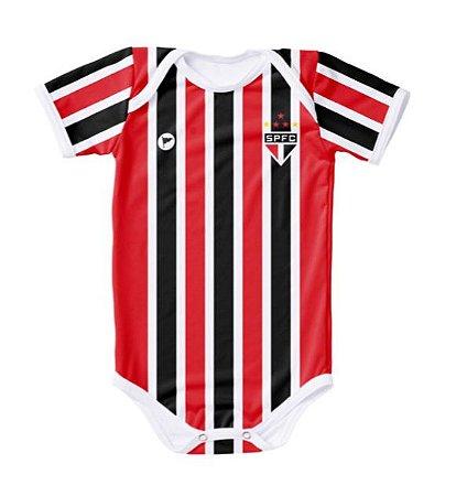 3ee29c1eac Body São Paulo Proteção UV Listrado Oficial - Cia Bebê