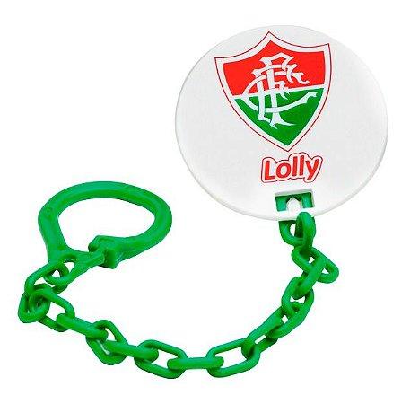 Prendedor de Chupetas Fluminense - Lolly