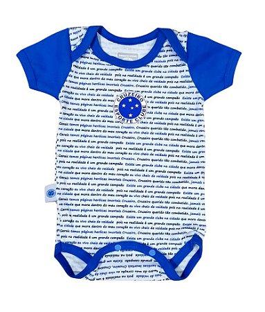 Body Bebê Cruzeiro Hino Oficial