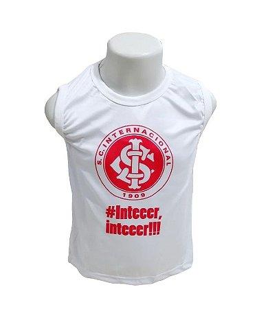 Camiseta Infantil Internacional Regata Oficial