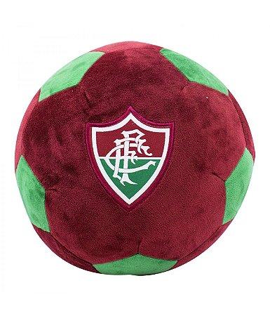 Bola Bebê Pelúcia Fluminense 25cm Oficial