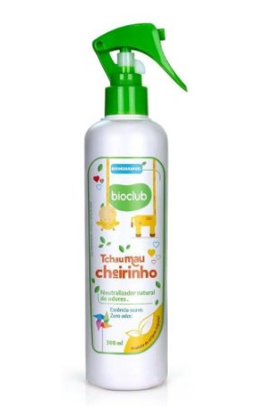Spray Neutralizador de Cheiros Bioclub 300ml