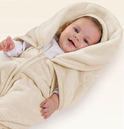 Baby Sac Jolitex Texture Bege 80cm x 90cm