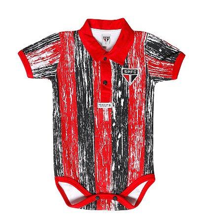 Body Bebê São Paulo Pólo Listras Oficial