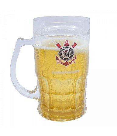 Caneca Cerveja Corinthians 400ml Oficial