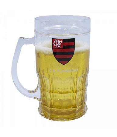 Caneca Cerveja Flamengo 400ml Oficial