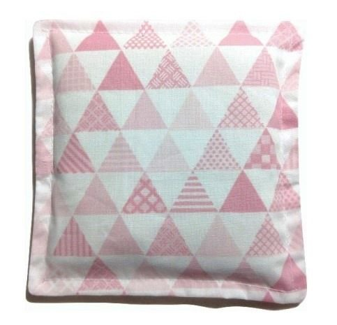 Bolsa Térmica Bebê Sem Cólica Triângulo Rosa