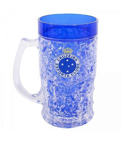 Caneca Congelante Cruzeiro 370ml Oficial
