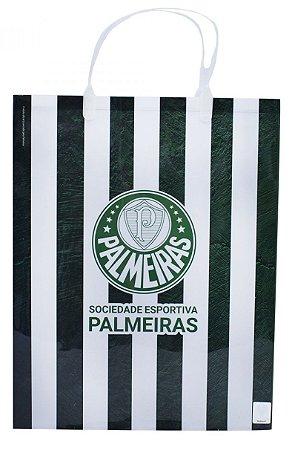 Sacola Para Presentes Palmeiras 33x26 cm