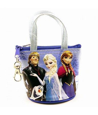 Bolsinha Porta Moeda Frozen Disney
