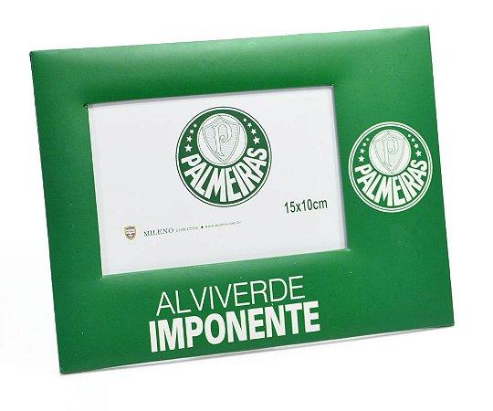 Porta Retrato Palmeiras De Papel Para 1 Foto 15x10 cm