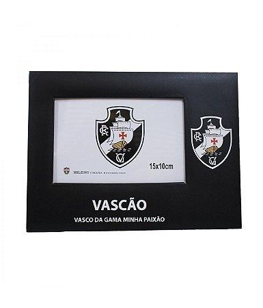 Porta Retrato Vasco De Vidro Para 1 Foto 10x15cm