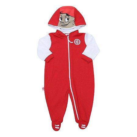 Macacão Bebê Internacional Mascote Oficial