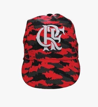 Boné Infantil Flamengo Camuflado Oficial