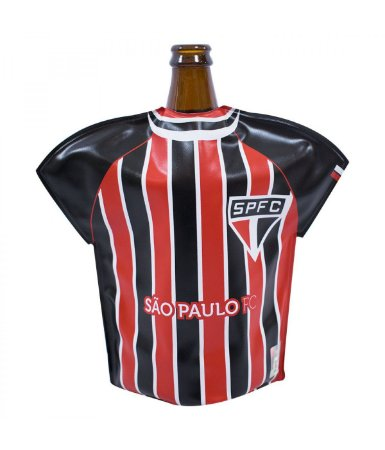 Bolsa Térmica Camisa Para Garrafa São Paulo