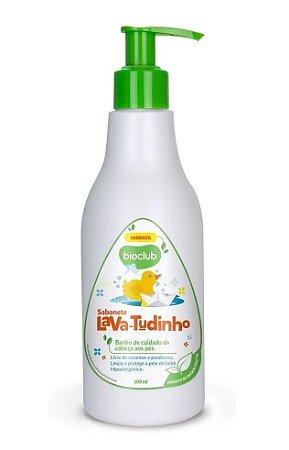 Sabonete Bebê Lava Tudinho Bioclub 300ml