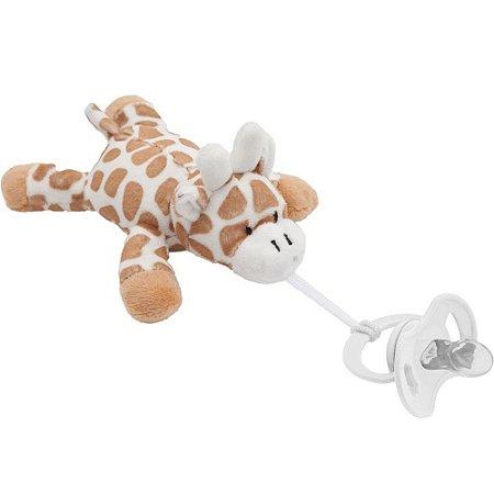 Prendedor De Chupeta Minha Girafinha Buba