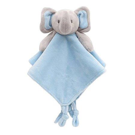 Naninha Elefantinho Abraço Azul Buba