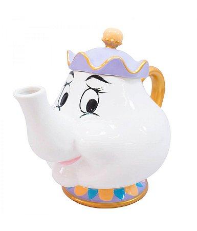 Bule 1 Litro Madame Samovar Bela E A Fera Disney