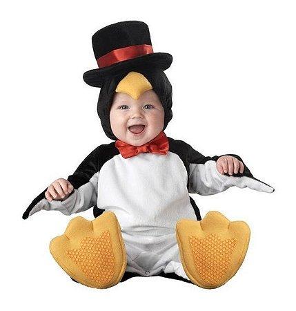 Fantasia Bebê Pinguim