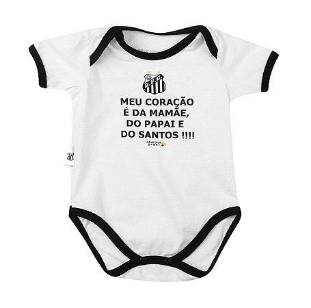 """Body Bebê Santos """"Meu Coração"""" Oficial"""