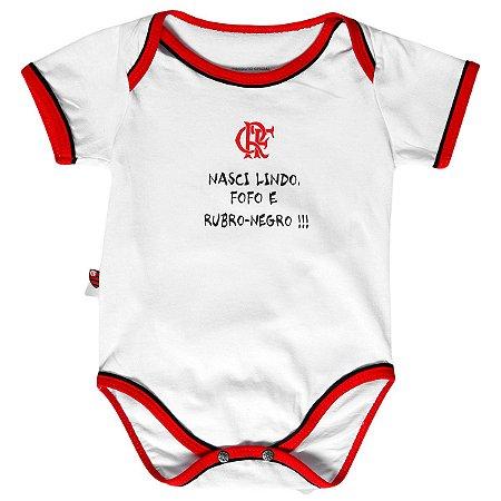 """Body Flamengo """"Nasci Rubro Negro"""" Revedor"""