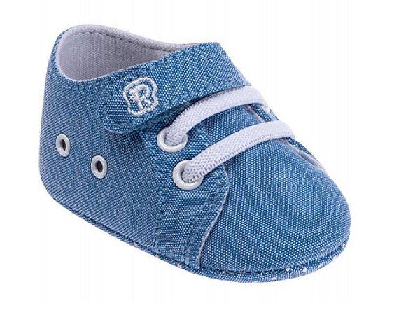 Sapatinho Bebê Jeans - Pimpolho