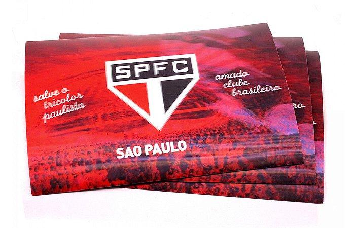 Jogo Americano 3D 4 Peças São Paulo Oficial
