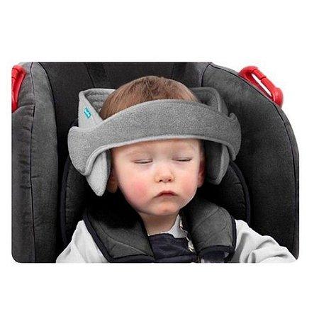 Apoio de Cabeça Para Assentos de Carro Cinza Buba