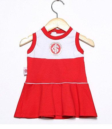 Vestido Bebê Internacional Regata Oficial