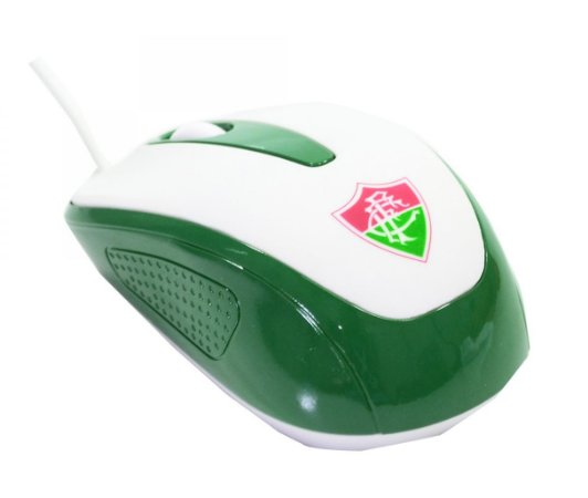Mouse Óptico Com Fio Fluminense Oficial