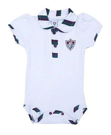 Body Bebê Fluminense Feminino Oficial