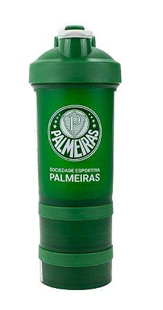 Garrafa Shakeira Com Mola Palmeiras 500ml